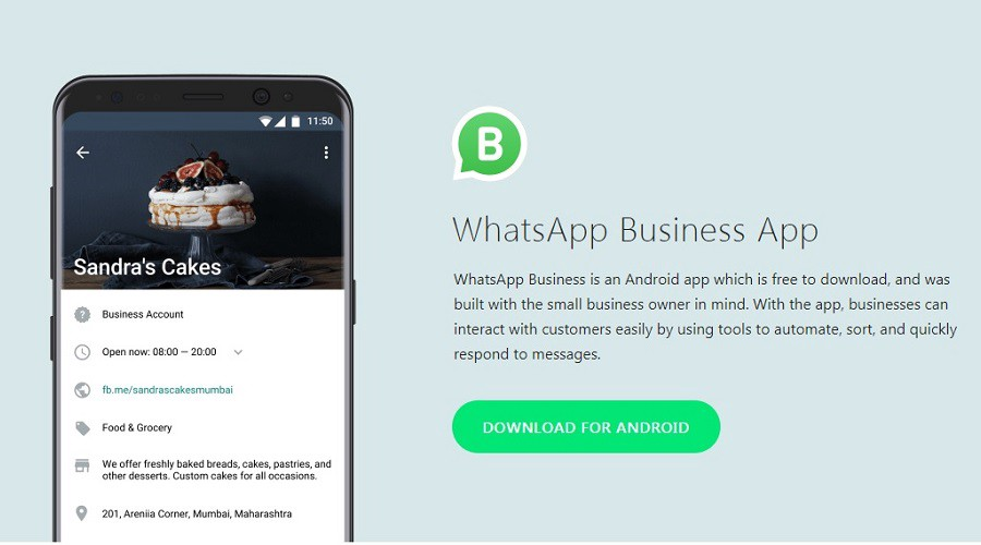 Whatsapp Business App Features Benefits For Small Business Owners Cristal Liquido Agencia Creativa